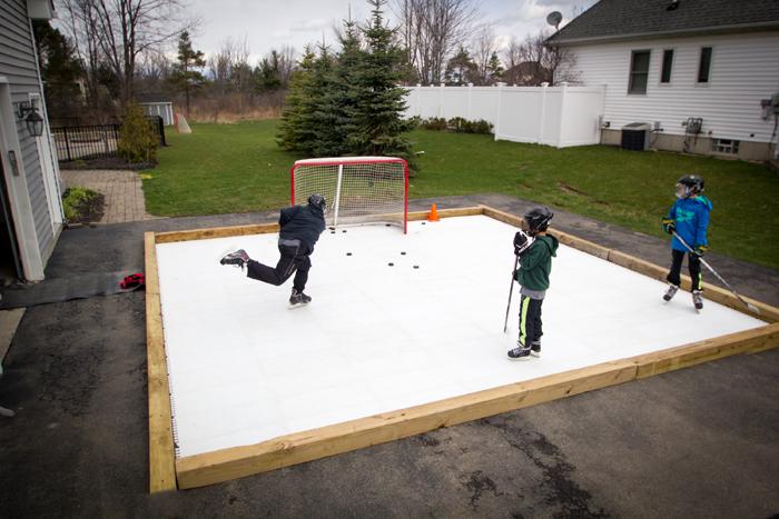 Great Hockey Passer Drills to Make Shots
